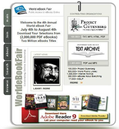 world ebook fair free download more than 2000000 ebooks