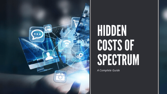 A Complete Guide to Hidden Spectrum internet cost
