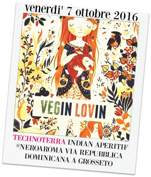 """VEGin LOVin""  TECHNOTERRA @ Nero & Aroma ( GR )"