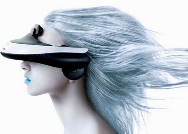 Personal 3-D Theater by Sony