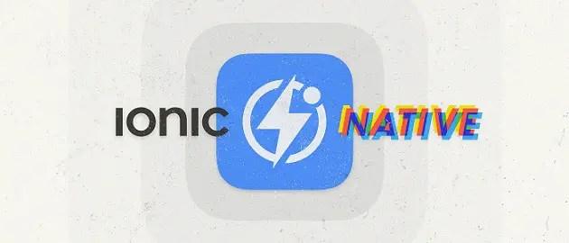 ionic native ionic2