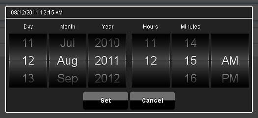date-scroller