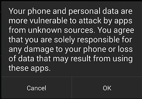 android-vulnerability-warning