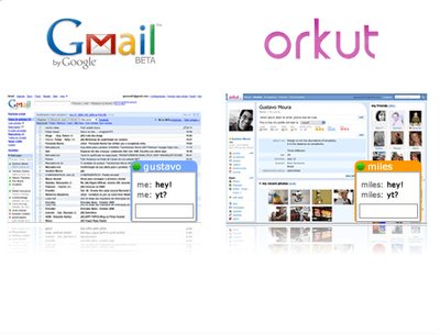 orkut-gmail-chat