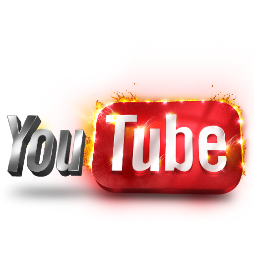 YouTube On Fire  Image