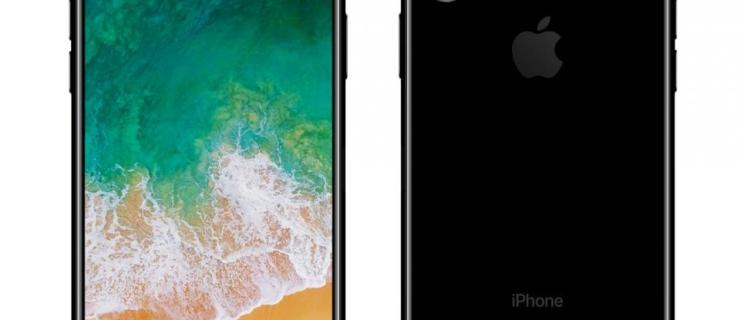 "Finish Line: Final iPhone 8 Design ""Confirmed"""