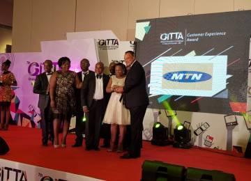 MTN Wins Big At 7th Ghana Information Technology & Telecom Awards; List Of Winners