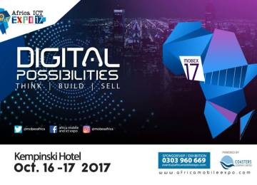 Africa Mobile Expo 2017 Re-Launches On October 16 – 17 At Kempinski Hotel