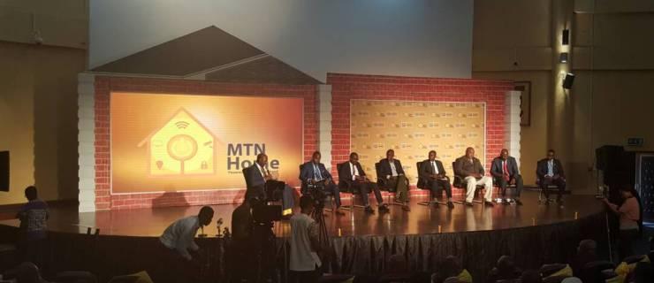 MTN Showcases Its Fibre Broadband Service At Broadband Expo