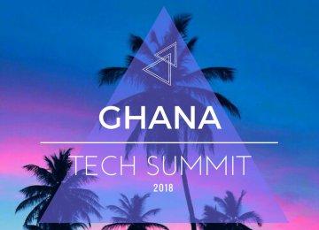 President Nana Addo Dankwa Afufo-Addo Speaks at LSE Summit Featuring Ghana Tech Summit Founder Einstein Kofi Ntim