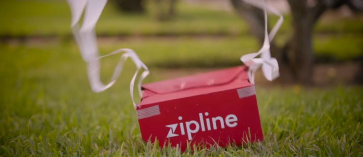 Zipline Officially Launches Drone Delivery Network In Ghana