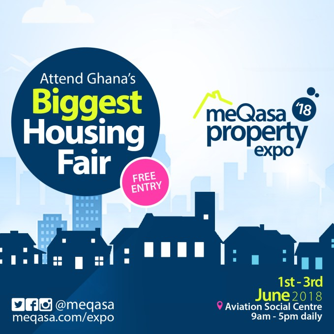meQasa Property Expo 2018