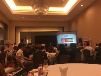 Bradley Poku-Amankwah, LSE Summit