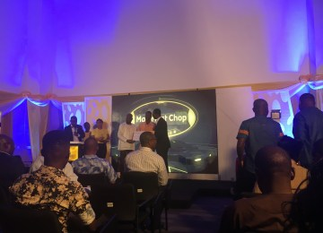 """""""Man Must Chop"""" Animated Series Wins MTN Apps Challenge 5.0"""