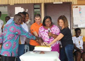 FIDO and SAF Bring Financial Literacy to 400 Students in Dzorwulu