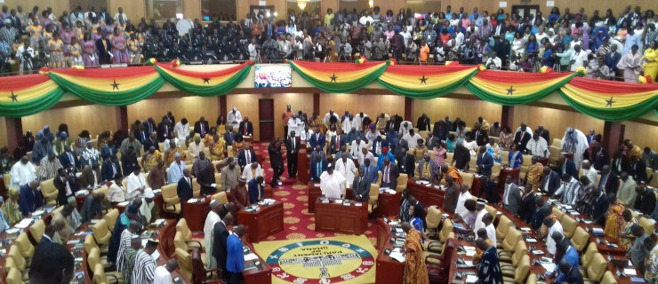 Guest Post: Ghana's Members of Parliament and How They Use Twitter