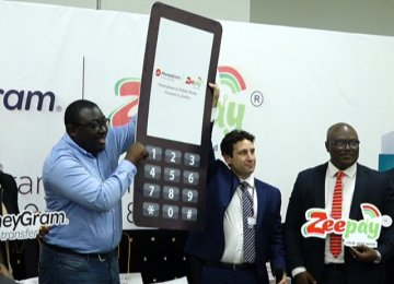 Zeepay Partners With MoneyGram To Allow Remittances Into Mobile Money Wallets
