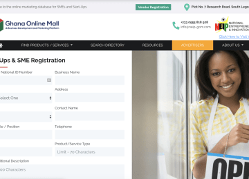 Ghana Government Launches Online Mall; But Will They Be Able To Sustain It?