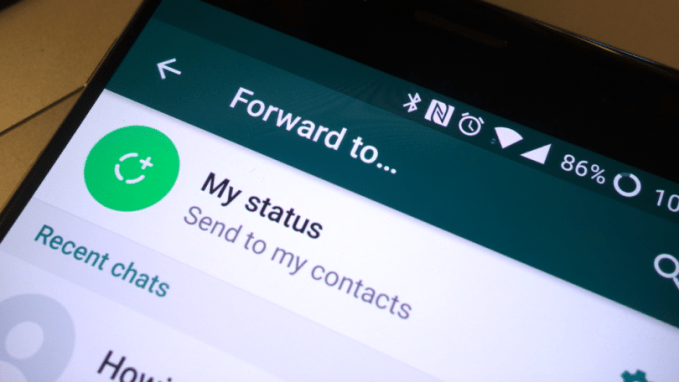 WhatsApp Limits Forwarding Of Messages To Just Five Users