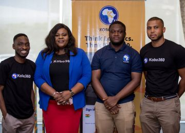 Technology Logistics Company Kobo360 Officially Launches In Ghana