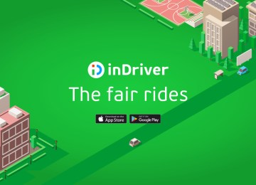 InDriver Is Another Ride Hailing Service…With An Interesting Twist