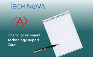 The Tech Nova Government Technology Report Card
