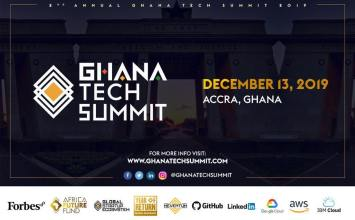 The 2nd Ghana Tech Summit Takes Place On December 13 – 14
