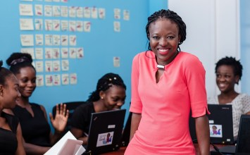 Profile: Regina Honu – Social Entrepreneur and Founder Of Soronko Academy