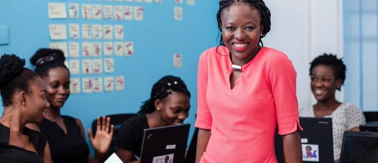 Profile: Regina Honu – Social Entrepreneur and Founder Of Soronko Academy