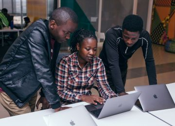 Andela Opens Up A 5 Month Program For Aspiring and Entry-Level Engineers in Kigali