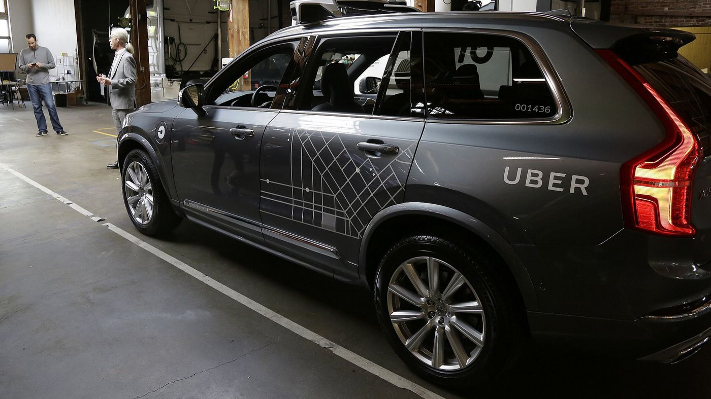 Software Glitch Make Fatal Crash in Arizona - UBER