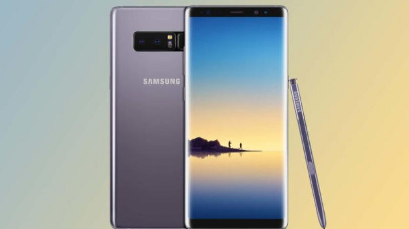 Samsung Galaxy Note 9 is all set for release