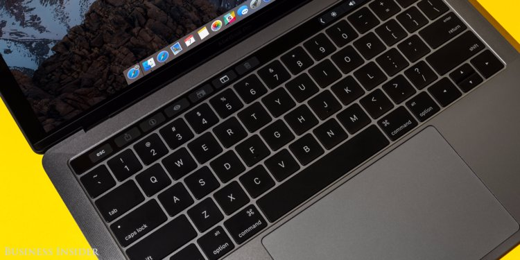 An extra keyboard protection of Apple MacBook Pro may sometimes fail to work efficiently