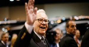 Buffet Said That No One Could Have Predicted The Future Of Today's Economy