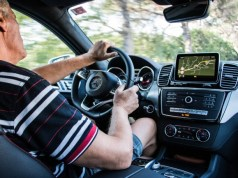 High Tech Cars Might Be Too Distracting For Older Drivers
