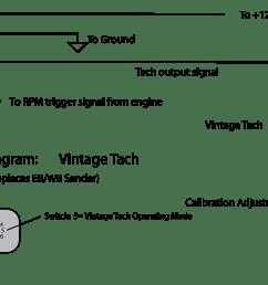 vintage tach wiring wiring diagram third level rh 4 7 16 jacobwinterstein com hawk tachometer wiring vintage sun tach wiring [ 1866 x 1102 Pixel ]