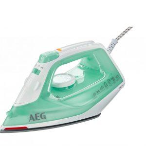 AEG Ютия AEG EasyLine DB 1720 2200 W ThermoSafe ™ Самопочистваща се Вертикална пара