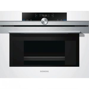 SIEMENS Мини фурна на пара SIEMENS CD634GBW1 iQ700 45см cookControl Plus softMove TFT Display