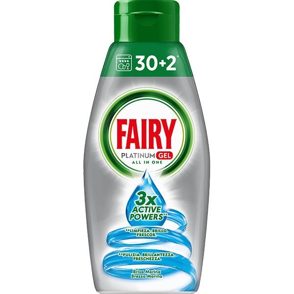 gel za sydomiyalna fairy platinum gel all in one 650ml 1