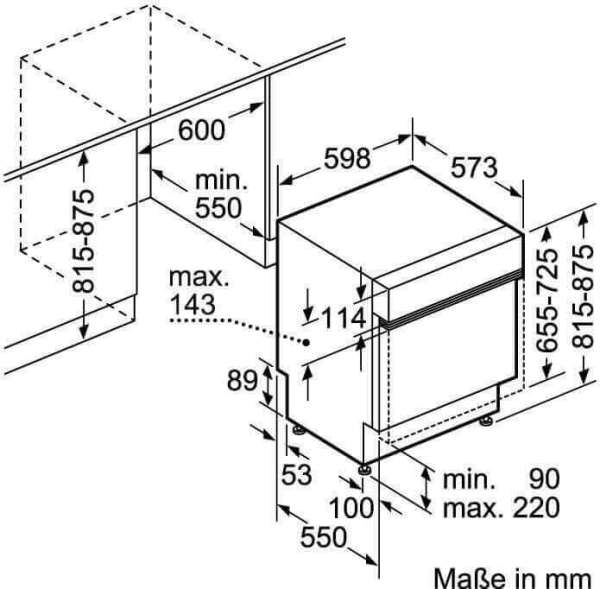 sudomiqlna za chastichno vgrajdane constructa cg5a51j5 12 komplekta 60sm 7