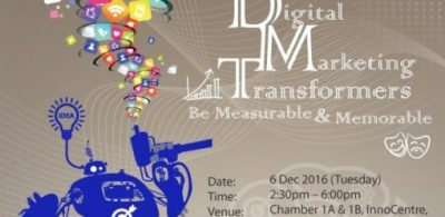 Digital Marketing Transformers: Be Measurable & Memorable