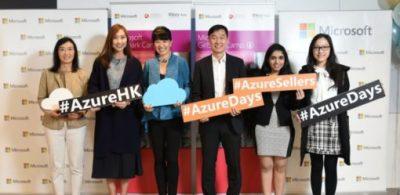 Microsoft GirlSpark訓練營聯同業界 推動女性於ICT創新立業