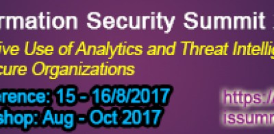 Information Security Summit 2017