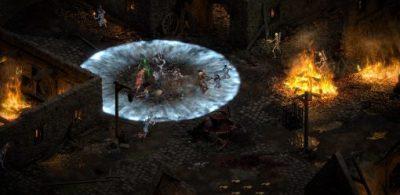 《暗黑破壞神 II:獄火重生》打造控制器體驗