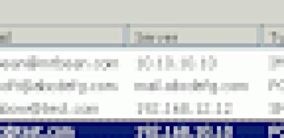 Mail PassView 1.90 免安裝中文版 – 找回信箱密碼
