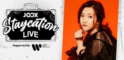 JOOX 與華納唱片攜手打造《JOOX Staycation Live》線上音樂會