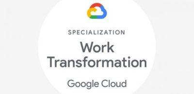 田中系統榮獲Google Cloud Partner「工作模式轉型」專業認證