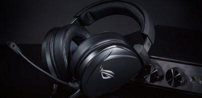 ASUS推出新款電競耳麥「ROG Theta Electret」!5/31前購入隨貨贈送「ROG Throne RGB耳機架」