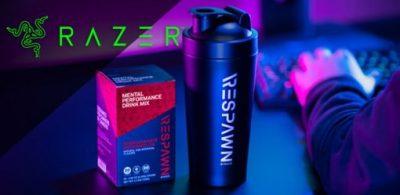 愚人節謊話成真?Razer發售電競専用能量飲品
