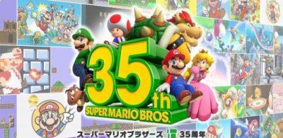 「SUPER MARIO BROS. 35周年 Direct」重點整理!由日本知名藝人星野源演出的TV廣告同時公開!